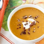 What's Cooking with Julie: Butternut squash soup