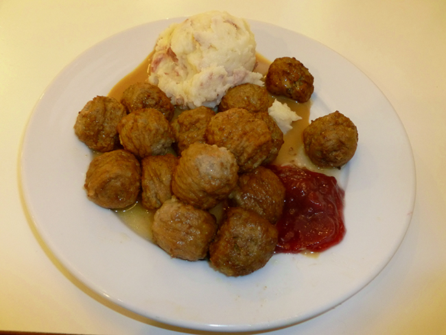 IKEA Swedish meatballsweb