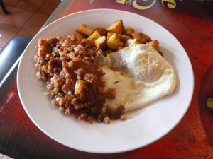 Corned beef hash (Photo by Frank Sabatini Jr.)