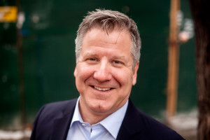 David Bennett became general director of the San Diego Opera on June 12. (Photo by Jake Heggie)