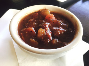 A cup of Irish stew (Photo by Frank Sabatini Jr.)