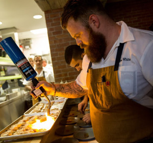 """Chef Chad White will be on """"Top Chef."""" (Courtesy of Comun Kitchen & Tavern)"""