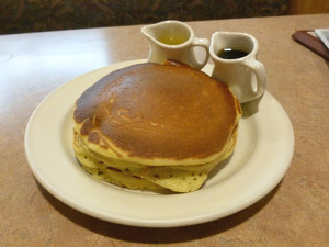 Du-par's famous pancakes are coming to the Gaslamp Quarter. (Photo by Frank Sabatini Jr.)