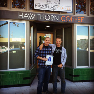 Hawthorn Coffee Dylan and Kevin Redmondweb