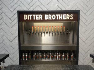 A new craft brewery opens on Morena Boulevard. (Photo by Scott Linnett)