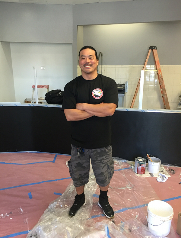 Yohei Umezu is preparing to open the fi rst restaurant in Mission Valley devoted exclusively to poke (Courtesy of Contour PR + Social)