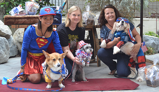 PAWmicon is a fun event for pets and owners alike. (Photos courtesy of Helen Woodward Animal Center)