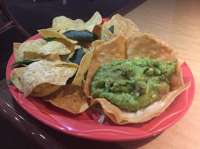 Guacamole (Photo by Dr. Ink)
