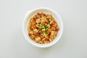 A vegan option is now available at The Flame Broiler (courtesy of The Flame Broiler)
