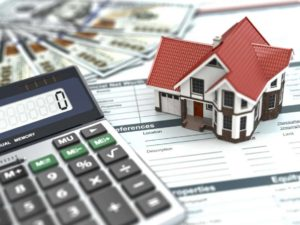 Calculating how interest rates may affect home values is difficulty to do because of the many variable involved. (Stock image)