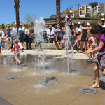 Civita Park makes a splash