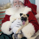 """Santa Paws"" welcomes pups"