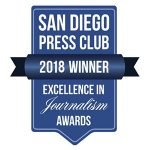 SDCNN wins five Press Club awards