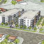Affordable housing complex OK'd by planners