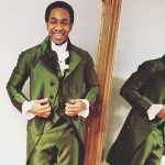 USD alum stars in 'Hamilton'