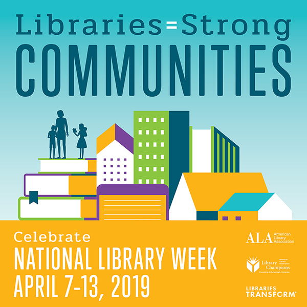 abe654ae756f Fun facts about National Library Week - Mission Valley News