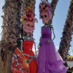 Celebrating Day of the Dead in Old Town